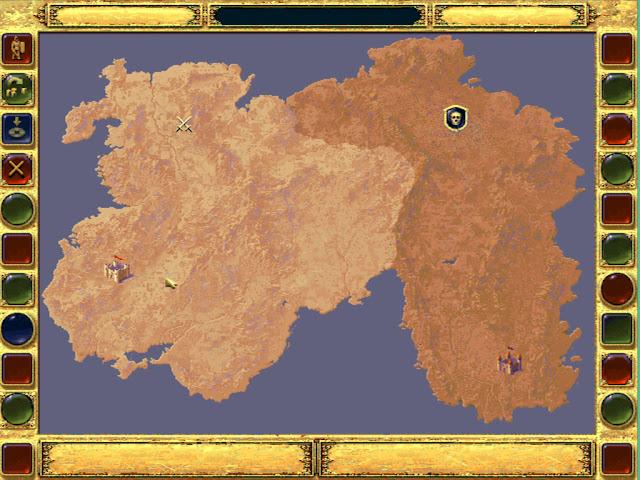 Continent 1 | Fantasy General Screenshot