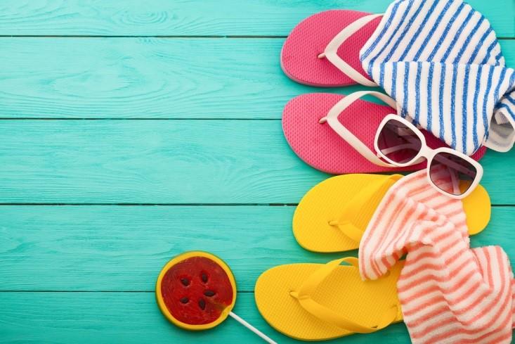 Accesorios y complementos del verano: lo nuevo y lo viejo.