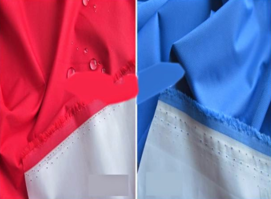 vải polyester quần chống nắng