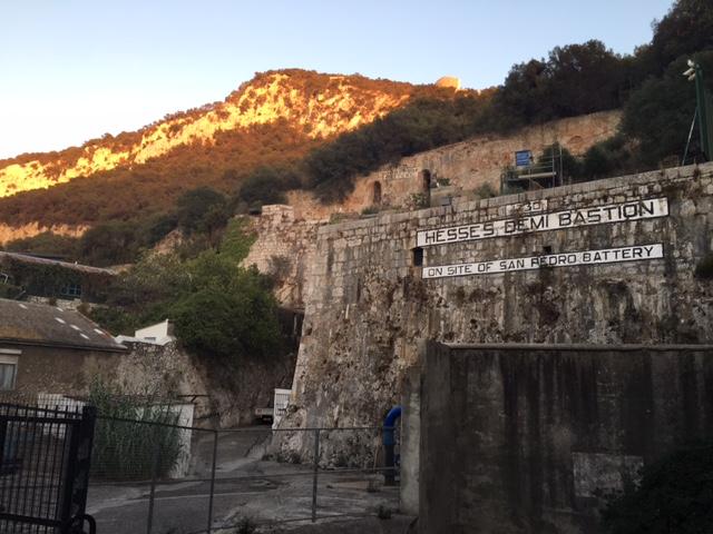 Gibraltar Hesse's Demi Bastion