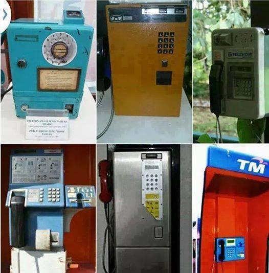 Nostalgia Telefon Awam