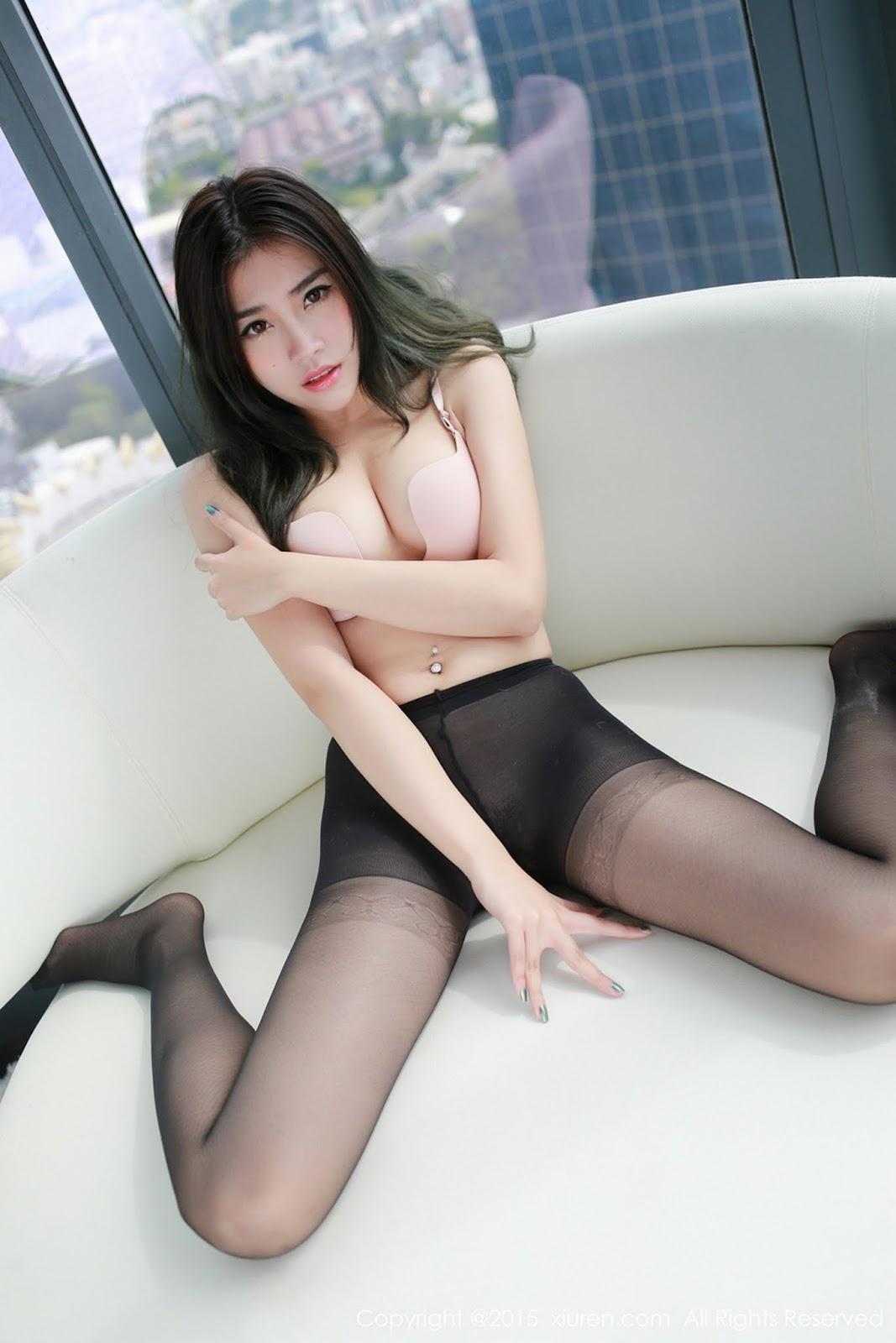 0004 - Beautiful Sexy Naked XIUREN NO.271 SABRINA