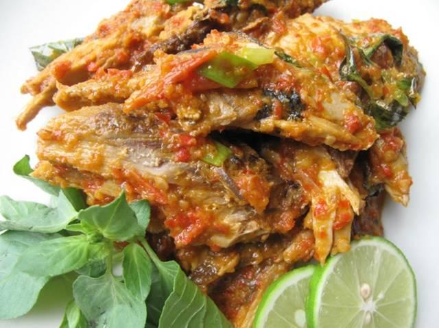 resep rica-rica ikan tongkol