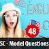 Kerala PSC - Model Questions English - 48