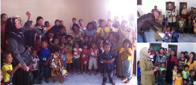 Dirikan Play Group, Yayasan Mojopahit Gandeng PAUD Mutiara