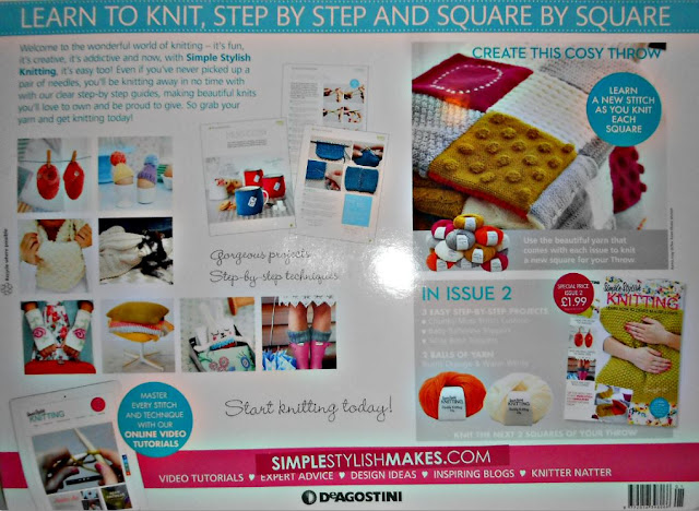 Simply Stylish Knitting Issue Two Reverse