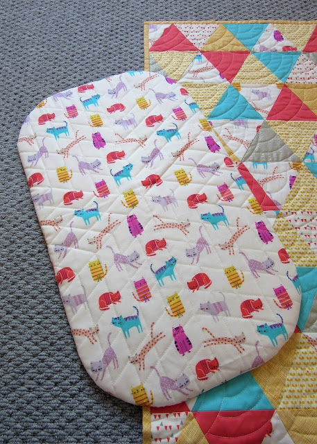 Montessori Topponcino via SEWN Sewing Blog