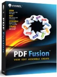 تحميل برنامج تحرير وإنشاء ملفات بى دى إف Corel PDF Fusion