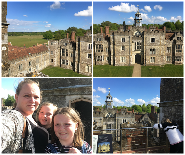 knole house views