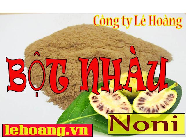Bột Trái nhàu (Noni Powder)