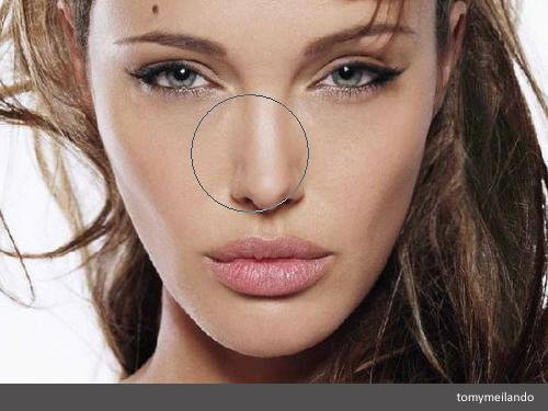 Belajar Photoshop Mengubah Bentuk Wajah Dengan Photoshop