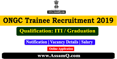 ONGC Trainee Recruitment 2019 | 4041 Apprentice Posts [www.ongcindia.com]