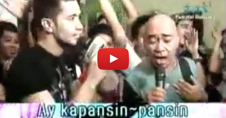 Showdown ng dawalang kaboses ni Gary V plus Martin Nievera (Eat Bulaga)