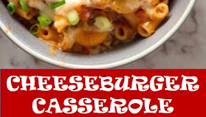 #recipe #food #drink #delicious #family #Cheeseburger #Casserole #(Homemade Hamburger Helper)