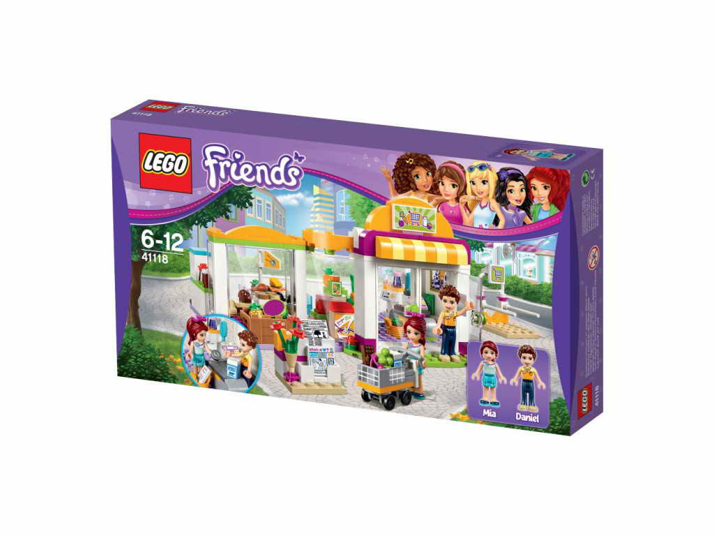 Heartlake Brick 41118 Heartlake Brick 41118 FriendsLego Supermarket FriendsLego WID92EH