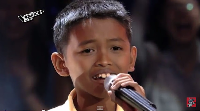 'KBL' singer Joshua Turino turns 3 chairs on 'The Voice Kids' Philippines