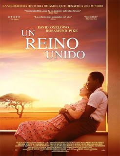 Ver Un Reino Unido (A United Kingdom)  (2016) película Latino HD