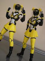 SH Figuarts Akiba Yellow Season 2 Tsuu Akibaranger Bandai
