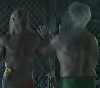 WCW UNCENSORED 1996 - If you think this picture sucked - imagine how the rest of The Doomsday cage match looked