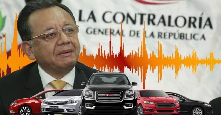 Ex contralor general de la República, Edgar Alarcón Tejada, cobró por liquidación cerca de medio millón de soles