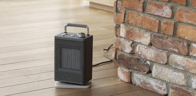 przenośny termowentylator