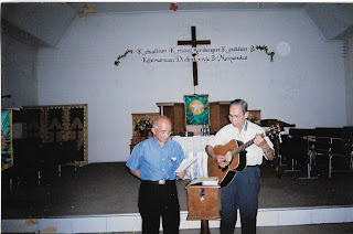Arsip GPIB SHALOM