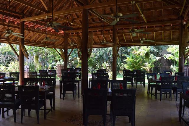 Pavillon D'Orient Restaurant