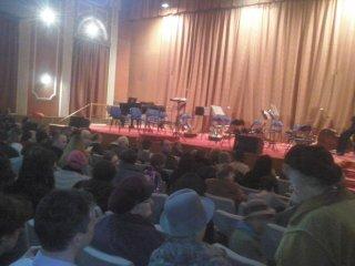 """""""O seara muzicala"""" a orchestrei Filarmonice ,,George Cavadia"""" Braila"""