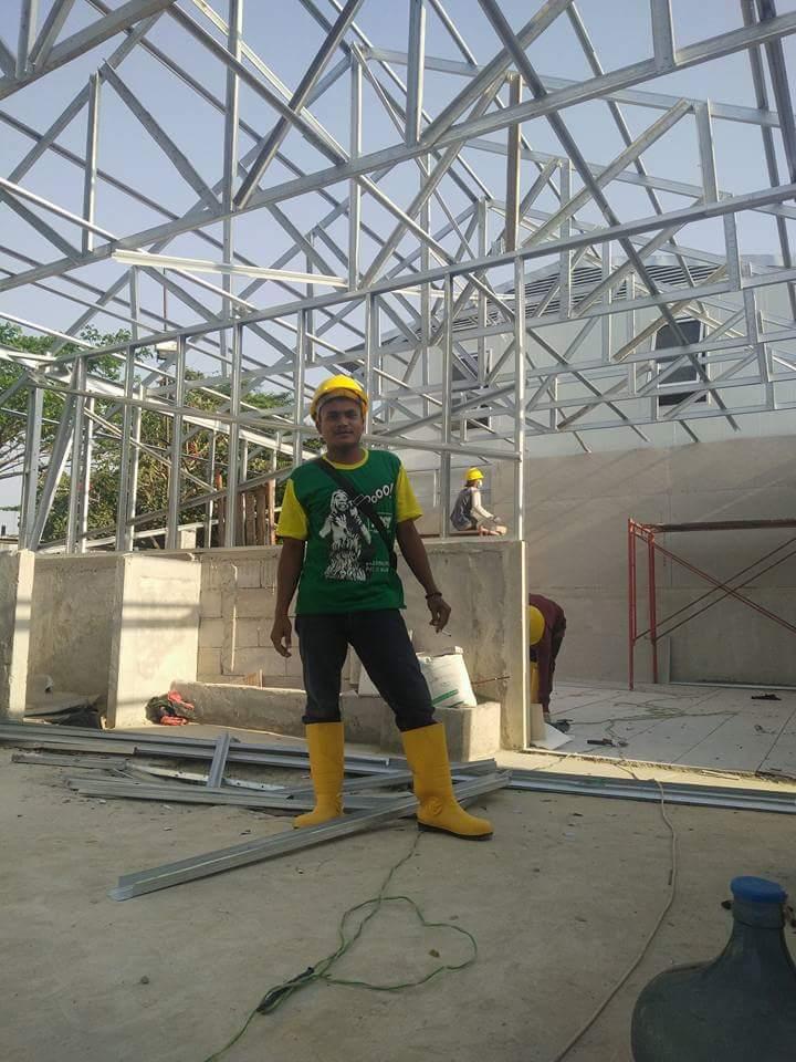 Toko Baja Ringan Di Kota Bogor Bajaringan Rencana Atap Jasa Pemasangan