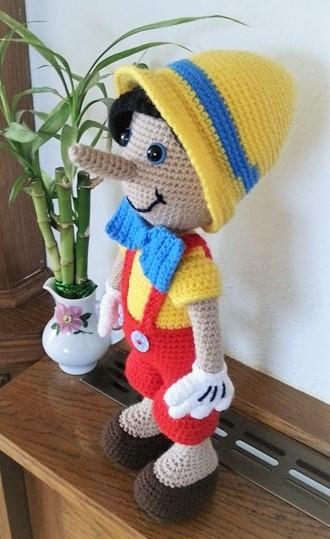 Cotton Black Amigurumi Crochet Cat | Soft Toy | Stuffed Animal ... | 539x330