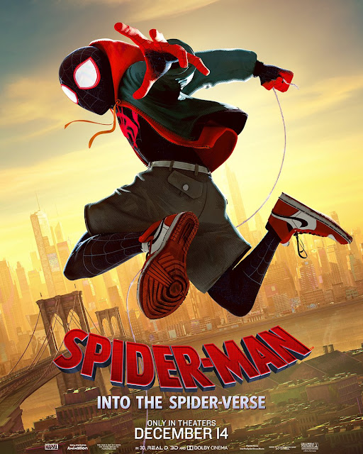 Download Spider-Man:Into the Spider-Verse (2018) 720p HDCam