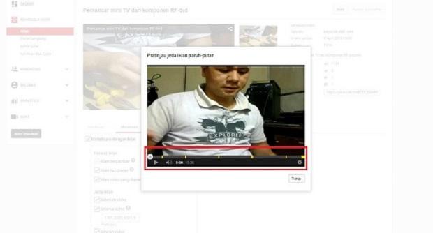 Cara Optimasi iklan Adsense pada Youtube, Agar klik Iklannya Meningkat