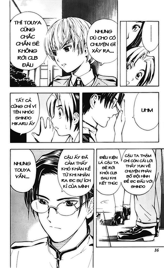 Hikaru No Go hikaru no go chap 26 trang 15