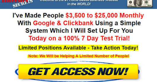 Make Money with Google and ClickBank Review