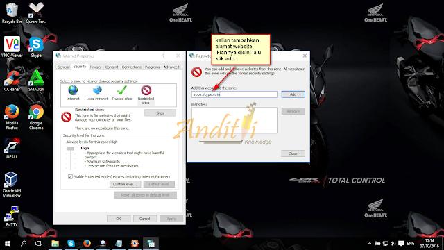 Cara Menghilangkan Iklan di Skype Desktop Client_anditii.web.id