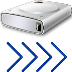 تسريع نقل الملفات من الفلاشة الى الكمبيوتر بدون برامج : العبقرى