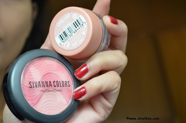 Maybelline Creamy Blush