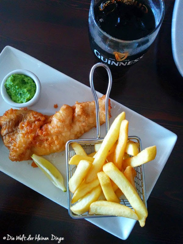 Irland: Fish and chips