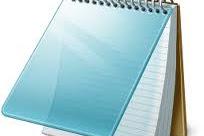 تحميل برنامج المفكرة Notepad plus plus