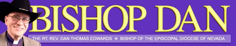 Bishop Dan's Blog
