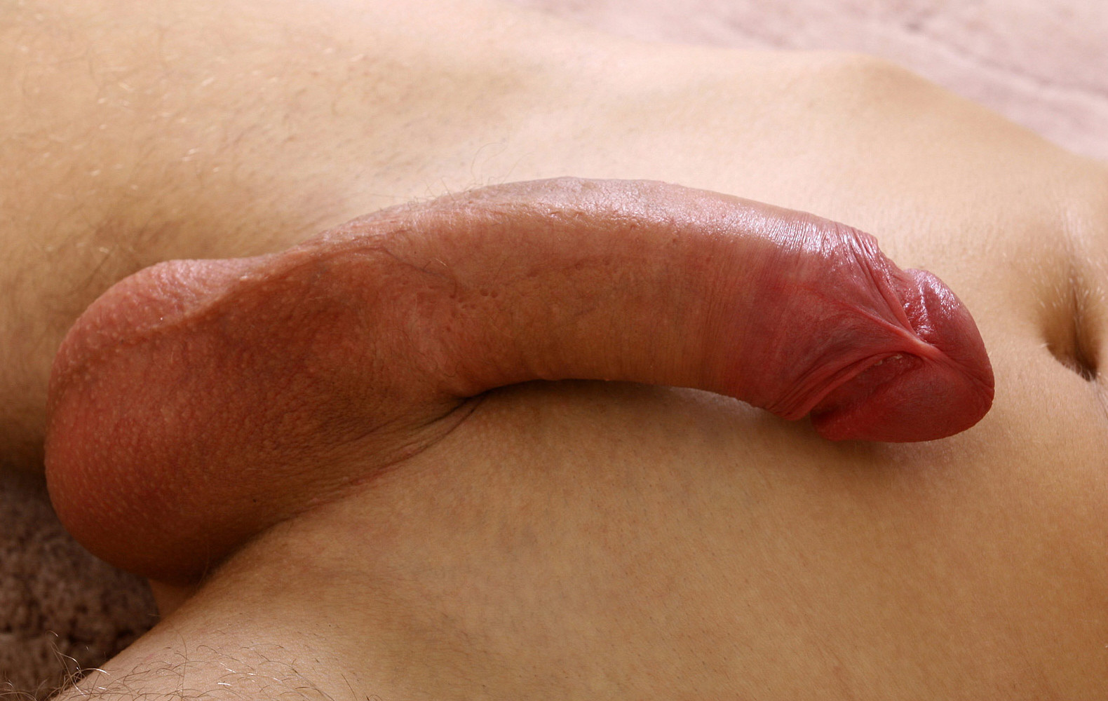 Topic shaved male cock and balls really