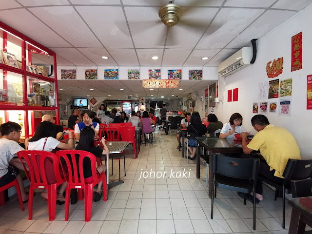 MG 83 Cafe in Kluang. Delicious Comfort Dishes in the Heart of Bat Town