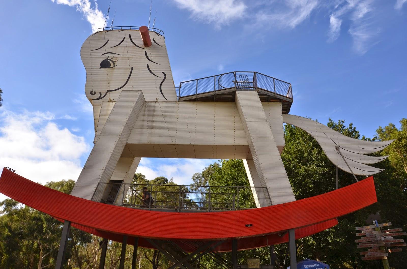 The Big Rocking Horse A South Australian Icon Teacher