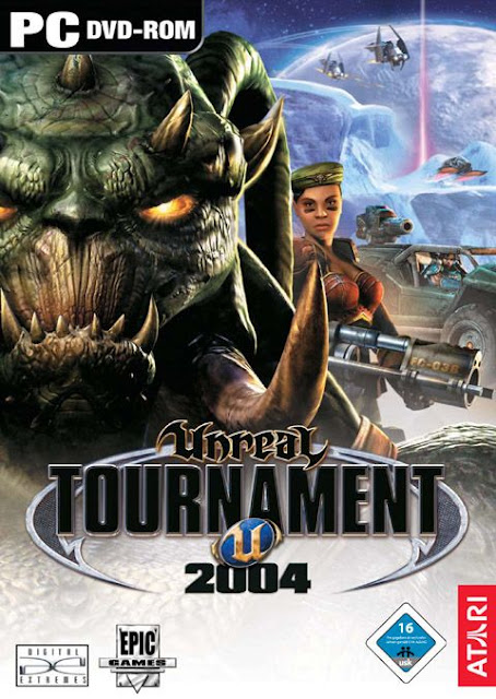 Unreal Tournament 2004 PC Full Español   MEGA
