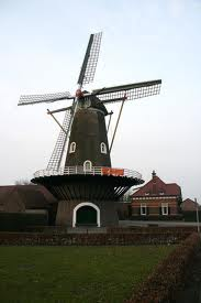 Kincir angin Raksasa Negeri Belanda