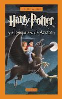 Harry Potter y el prisionero de Azcabán, J.K. Rowling