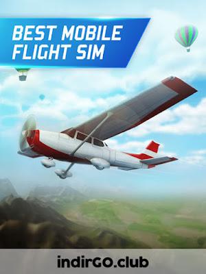 Savaş Pilotu Simülatörü 3B APK