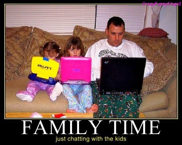 Making Family Time a Priority...