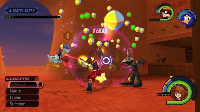 Kingdom Hearts screenshot 1
