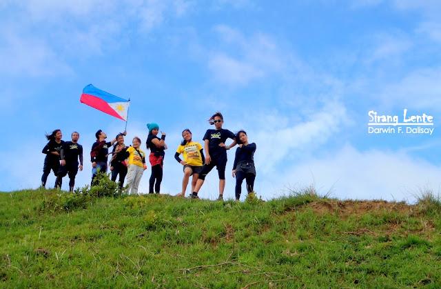 Mt. Gulugod Baboy Summit